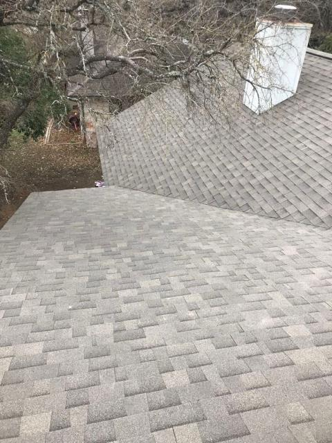 Georgetown, TX - Roof Replacement with Oxford Grey Shingles