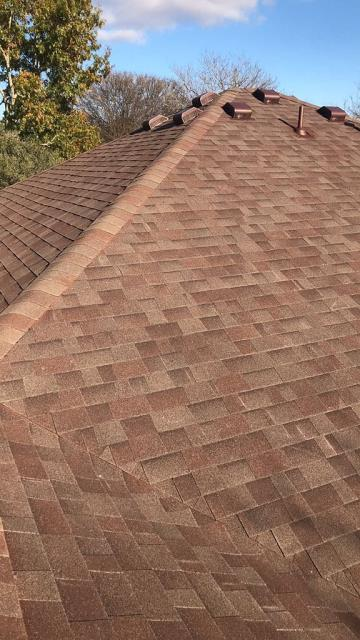 Schertz, TX - Beautiful Heather Shingles