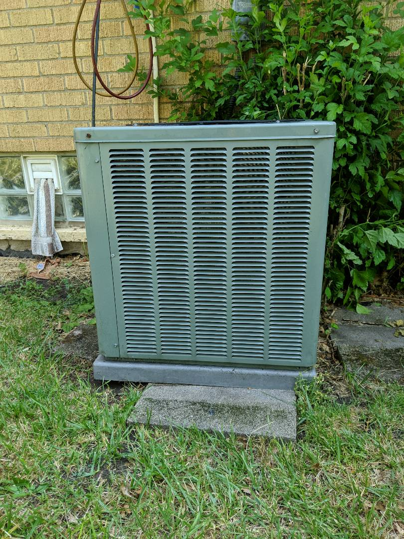 Oak Park, MI - Rheem no AC maintenance tune up