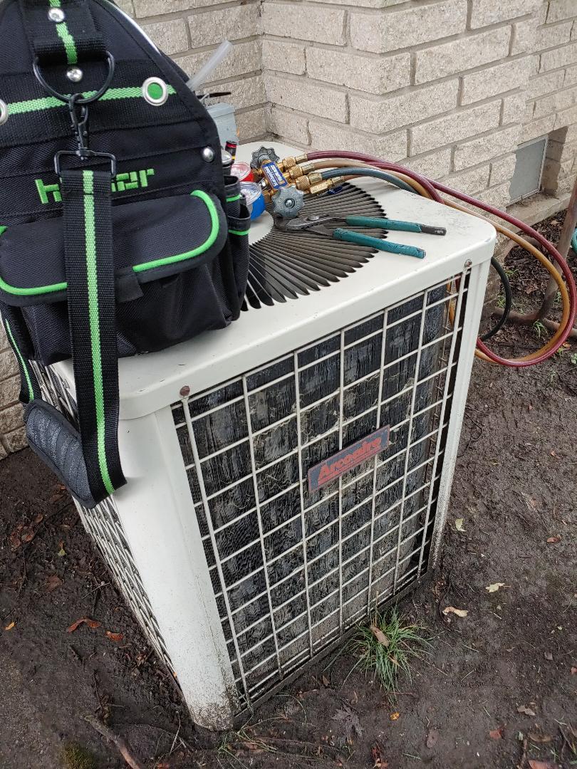 Oak Park, MI - Air conditioner not cooling