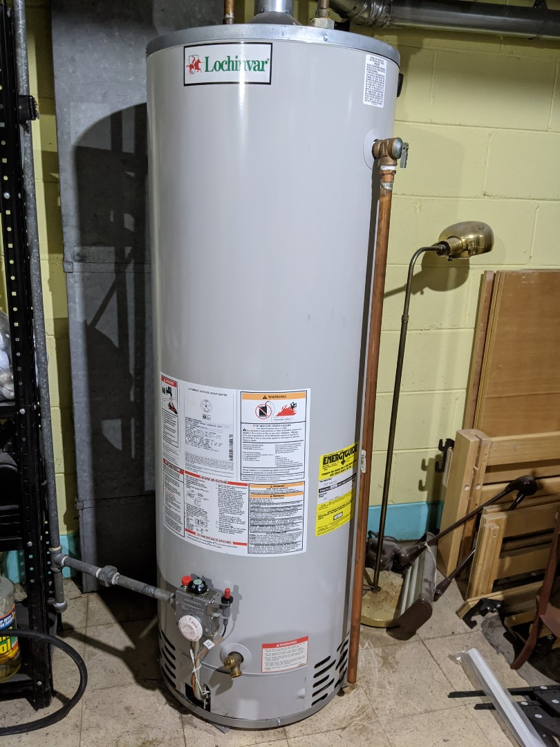 Royal Oak, MI - Furnace tune up Lennox furnace Lochinvar water heater Maintenance