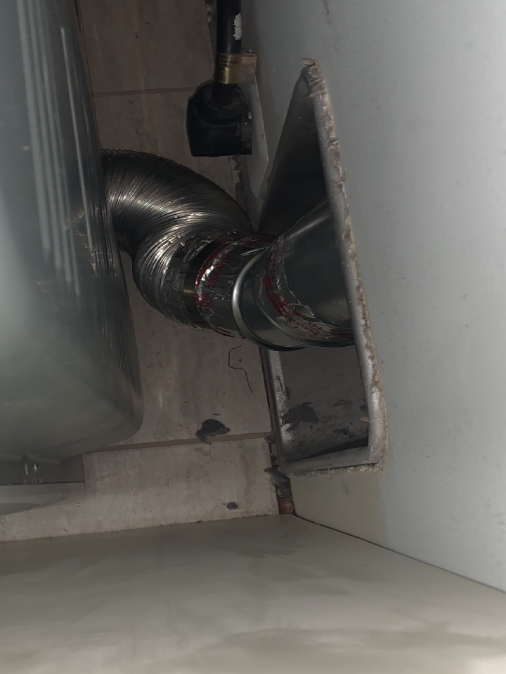 Birmingham, MI - Dryer vent cleaning performed dryer vent safety maintenance cleaning And repair