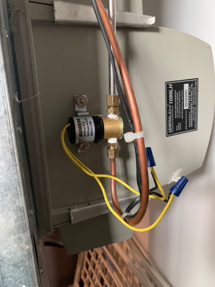 West Bloomfield Township, MI - Humidifier service repair furnace annual tune up