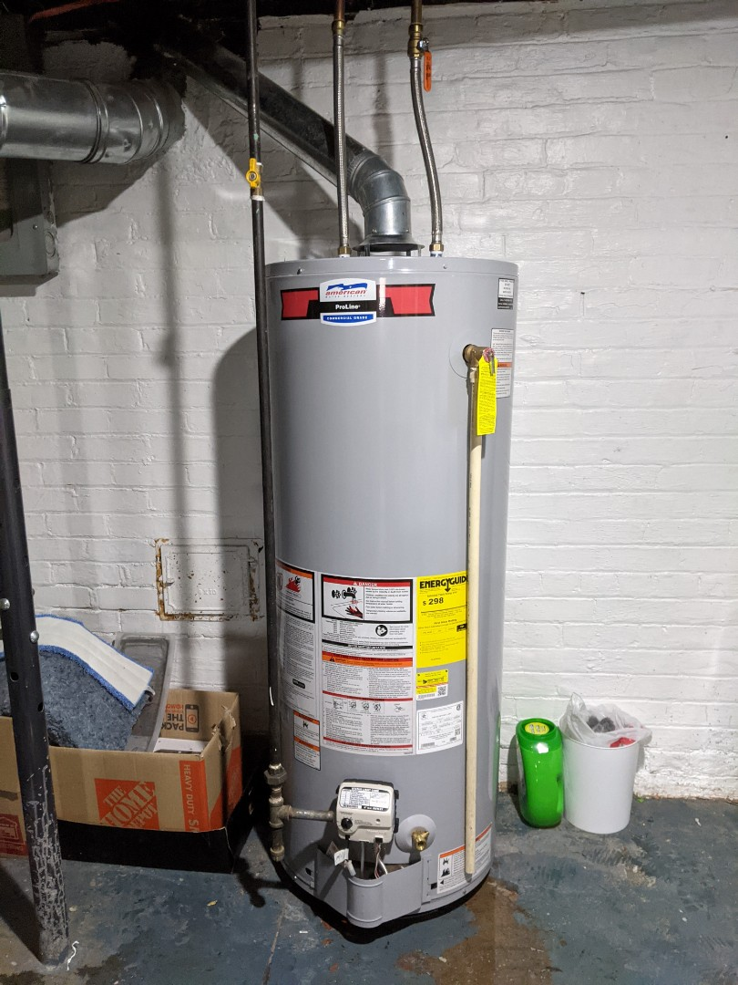 Detroit, MI - Water heater install American water heaters install