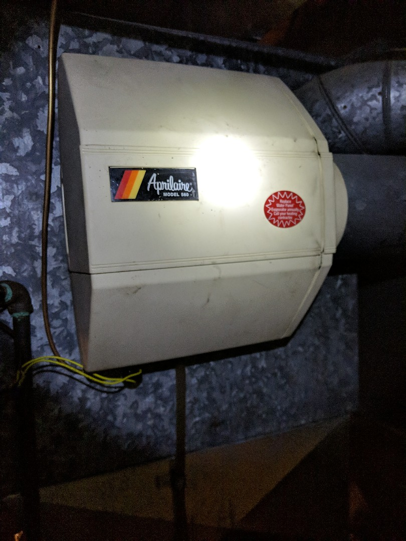 Southfield, MI - Humidifier service repair Aprilaire Humidifier repair