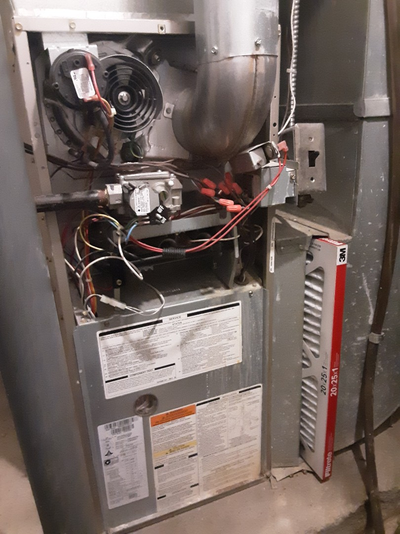 Berkley, MI - Payne furnace, intermittent noise: Performed clean & check maintenance!