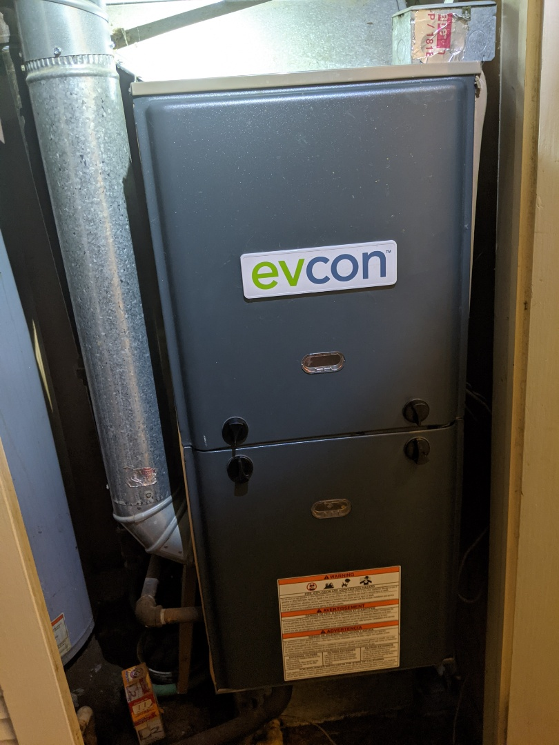 Oak Park, MI - Evcon furnace no heat