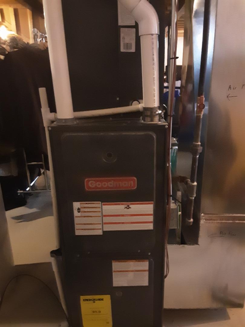 Southfield, MI - Goodman furnace repair
