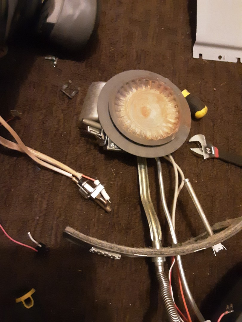 West Bloomfield Township, MI - State Water Heaters, no hot water: Bad thermocouple