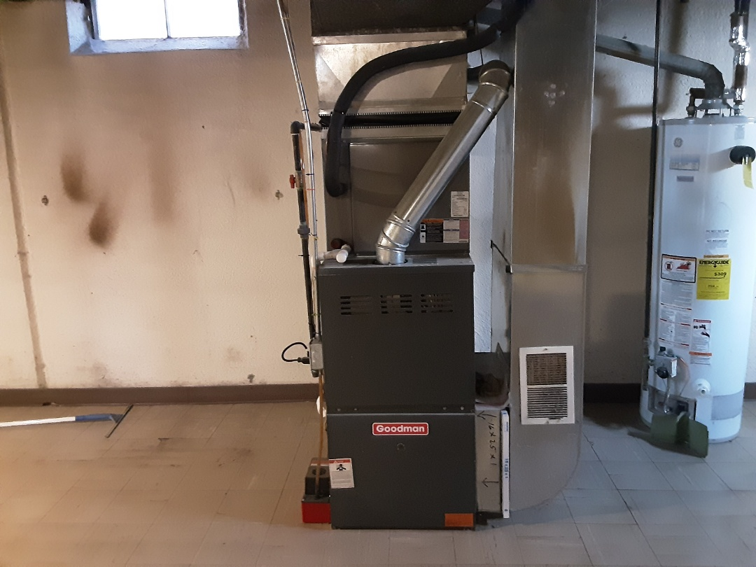 Southfield, MI - Humidifier walkthrough