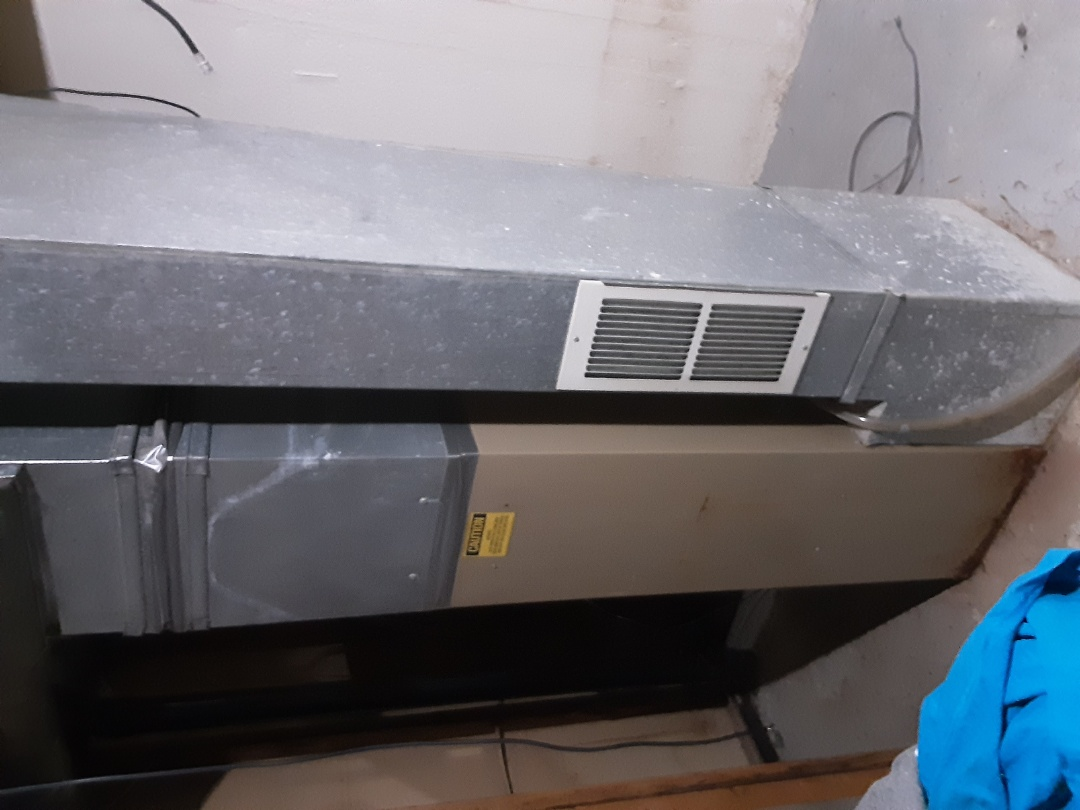 Southfield, MI - Luxair furnace carbon monoxide testing