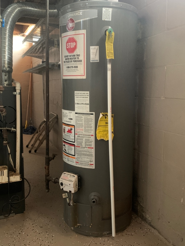Livonia, MI - Installed T&P valve for Hot Water Heater