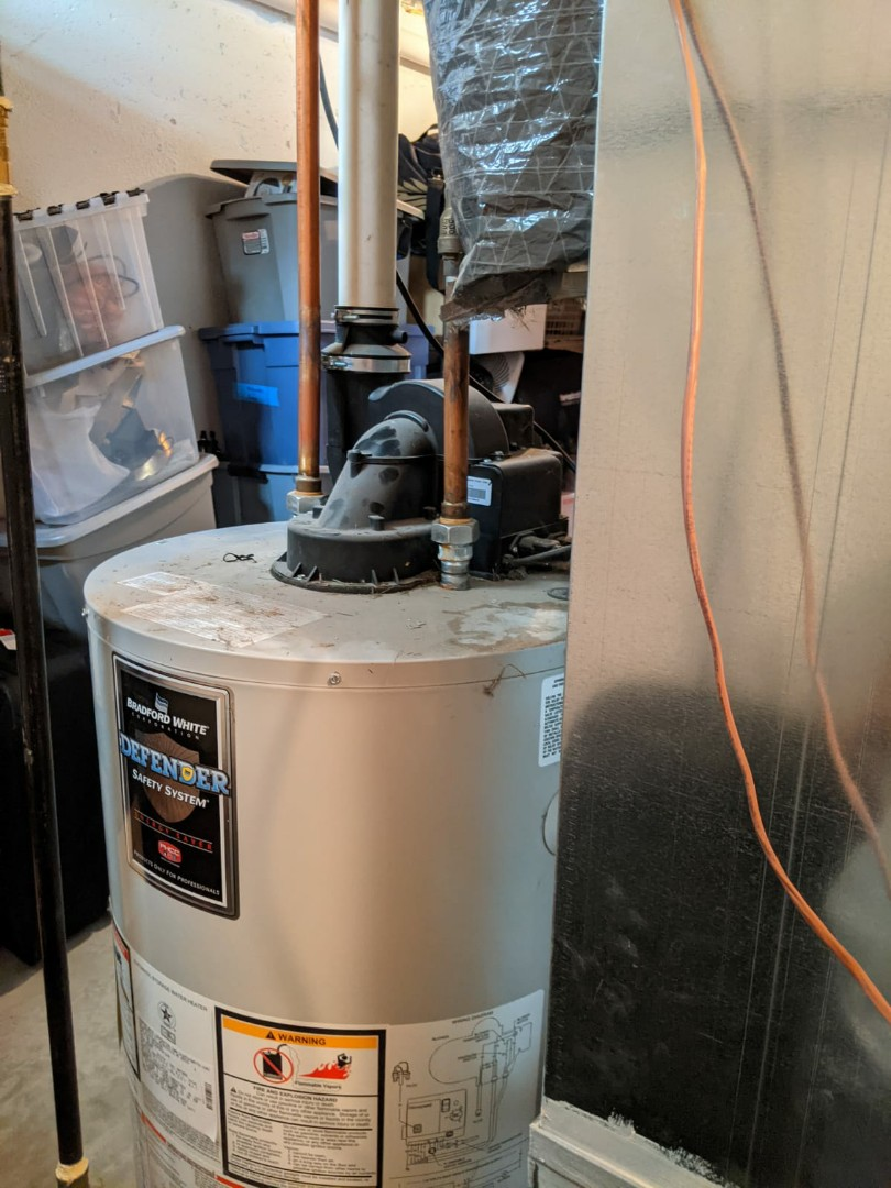 Oak Park, MI - Water heater not working properly.