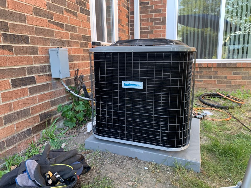 West Bloomfield Township, MI - ComfortMaker: New Install