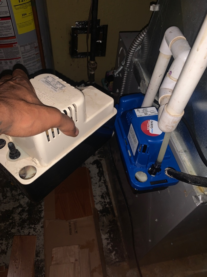 Southfield, MI - Noise from Furnace; Bad Condensate Pump