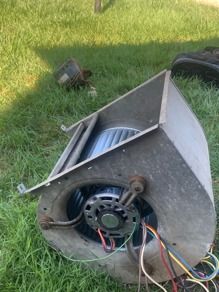 Detroit, MI - Carrier, No Cooling: Bad Blower Motor has been replaced