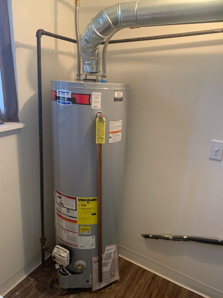West Bloomfield Township, MI - New Hot Water Heater Install!!