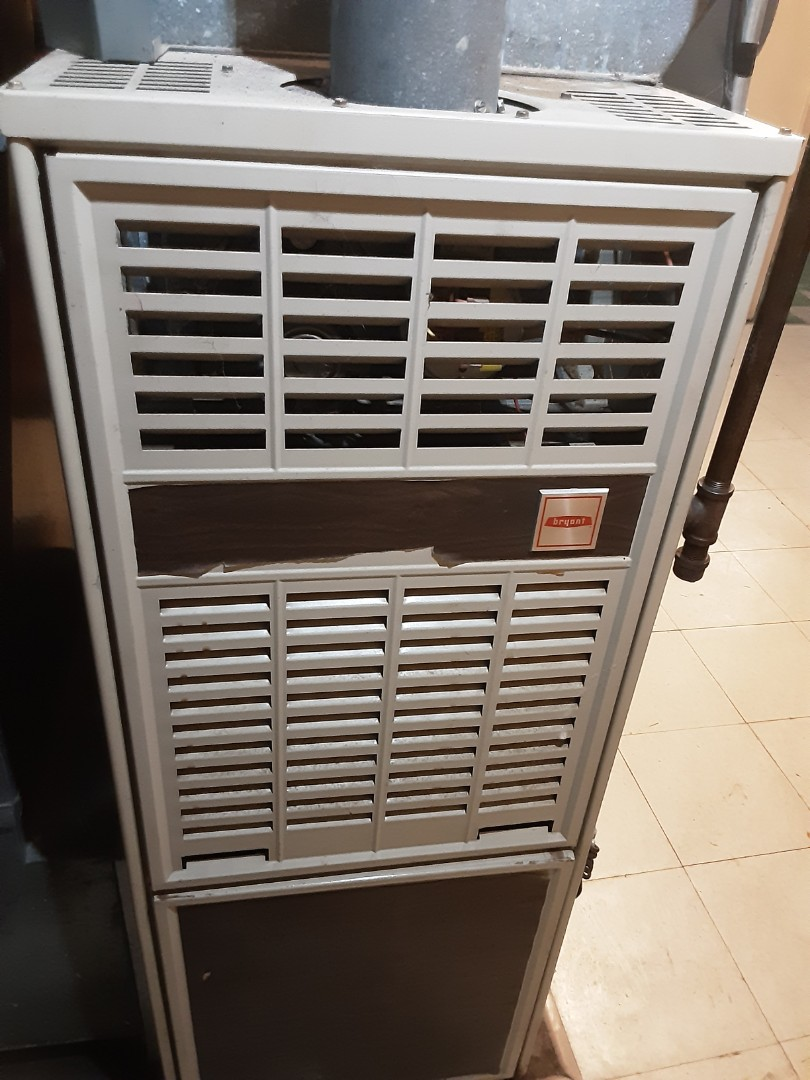 Detroit, MI - Bryant furnace clean and check