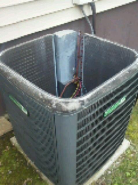 precision tune up on air conditioning side of system, Jerry Kelly equipment
