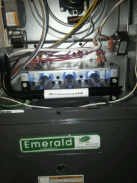 Ofallon, MO - emerald furnace tune up
