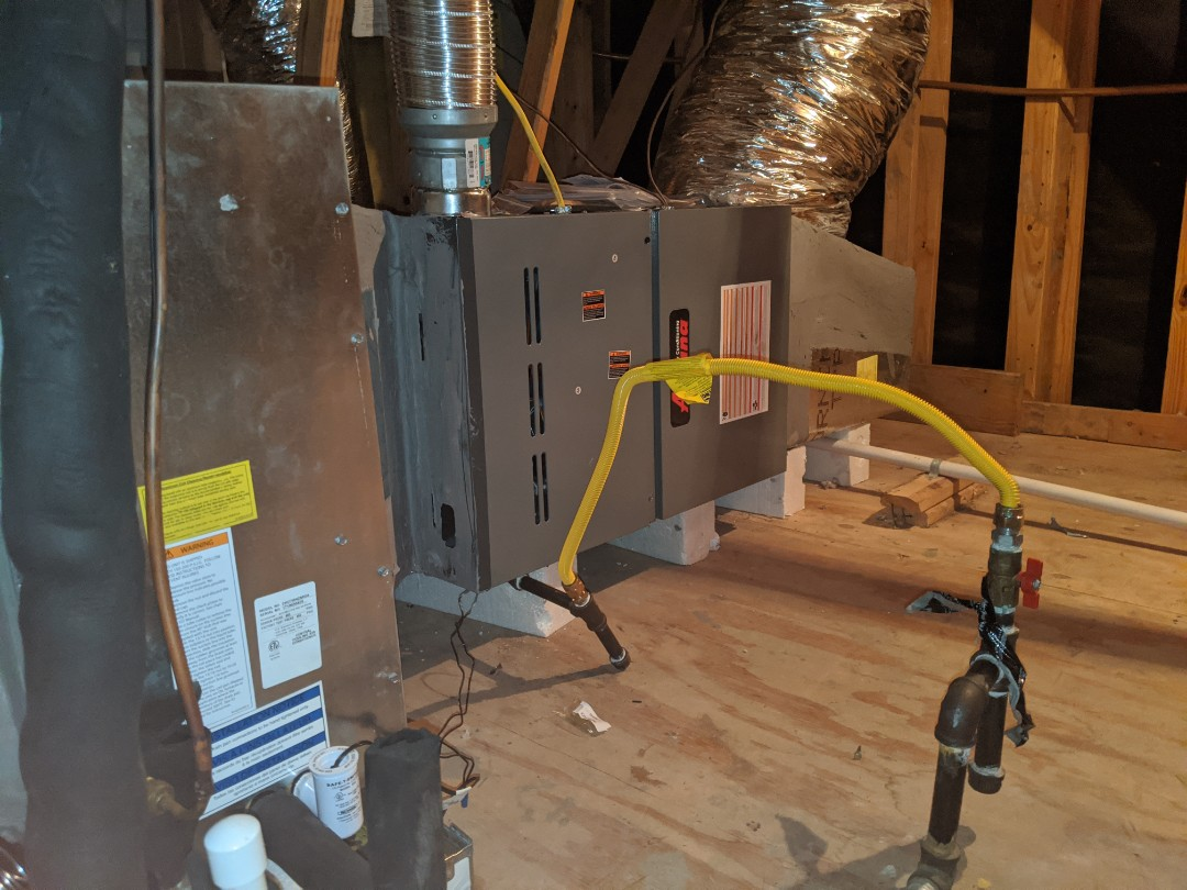 Hutto, TX - Air conditioning replacement