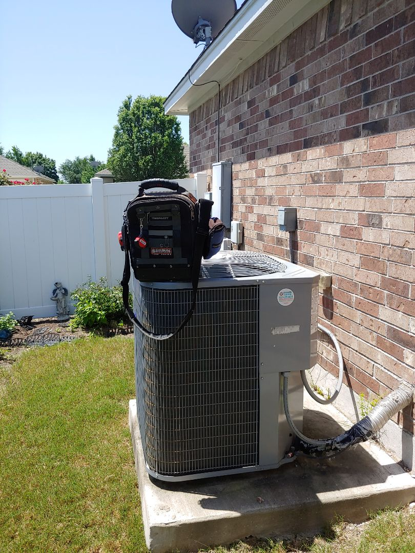 Pflugerville, TX - A/C tune up keep your system running