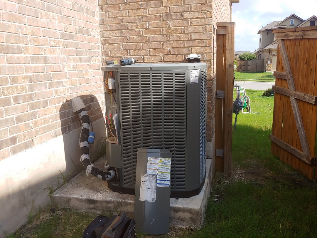 Round Rock, TX - Service call AC not working properly Round Rock Texas