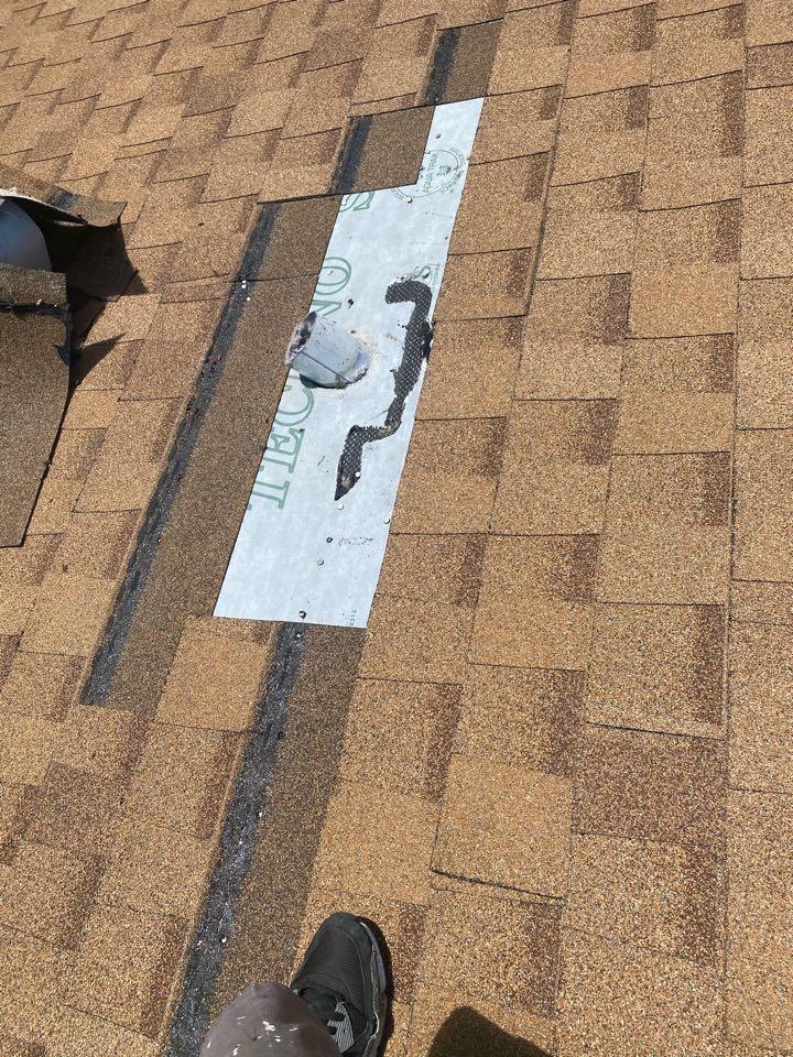 Navarre, FL - Gooseneck vent repair