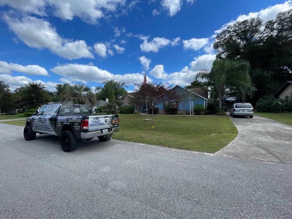 Ocala, FL - We are putting together a proposal for this one for a complete new GAF roof package over in Southeast Ocala Florida