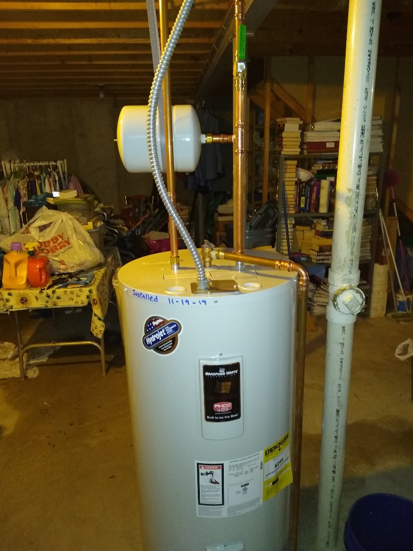St. Peters, MO - Water heater