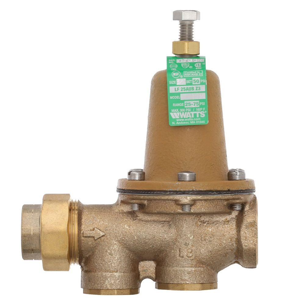 Dardenne Prairie, MO - Pressure reducing valve