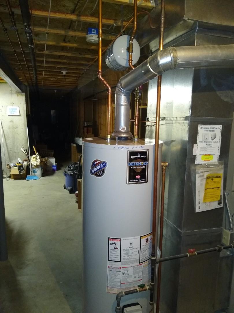 Lake Saint Louis, MO - Water heater