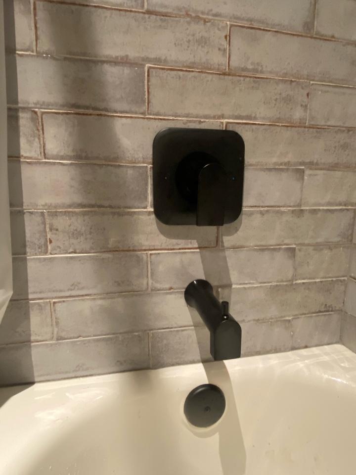Saint Charles, MO - New shower valve