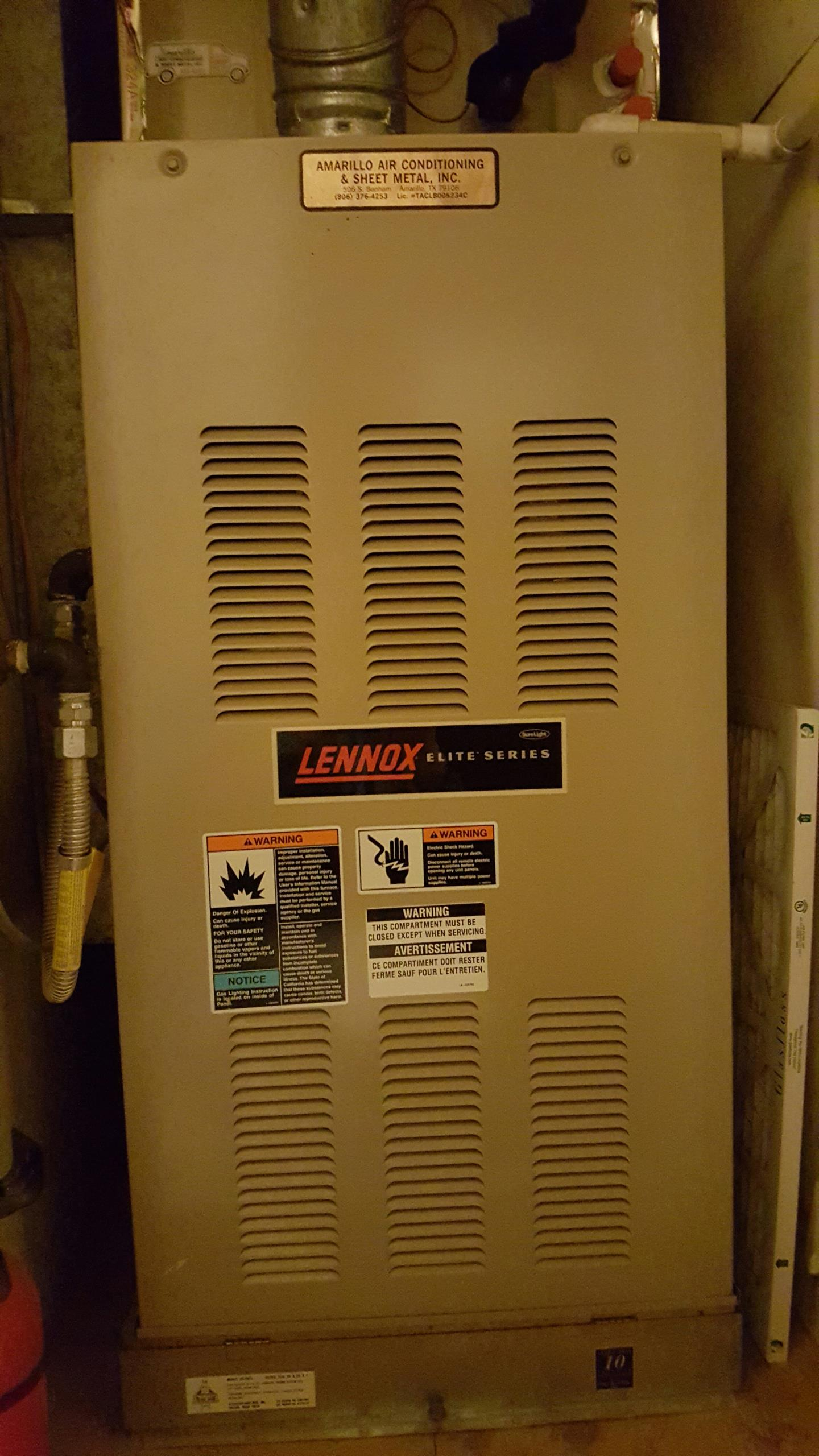 air conditioner repair and furnace and heat pump repair in amarillo tx