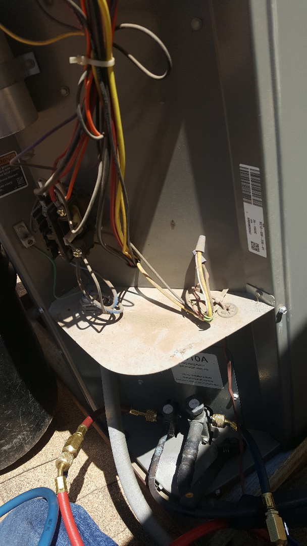 Amarillo, TX - Ac check lennox again
