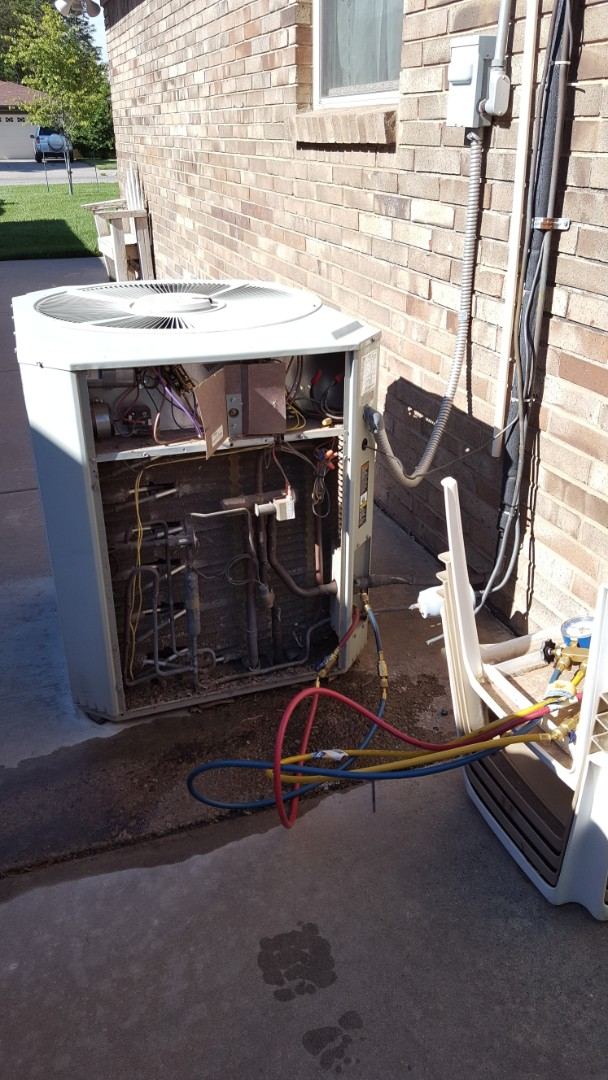 Amarillo, TX - Air conditioning cooling check and tune up