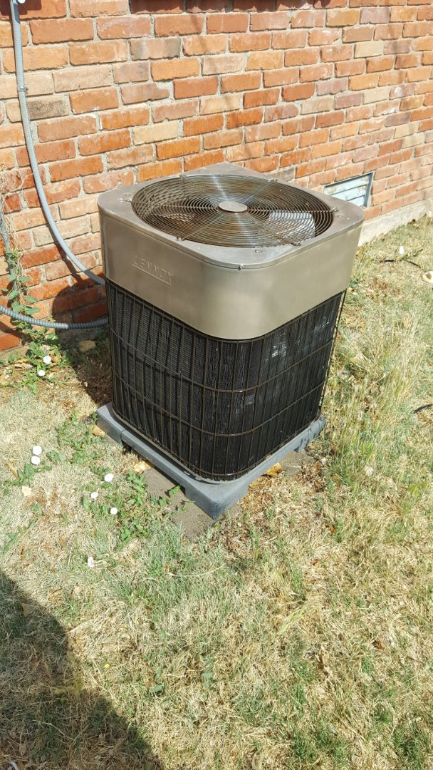 Amarillo, TX - Air conditioner preventive service