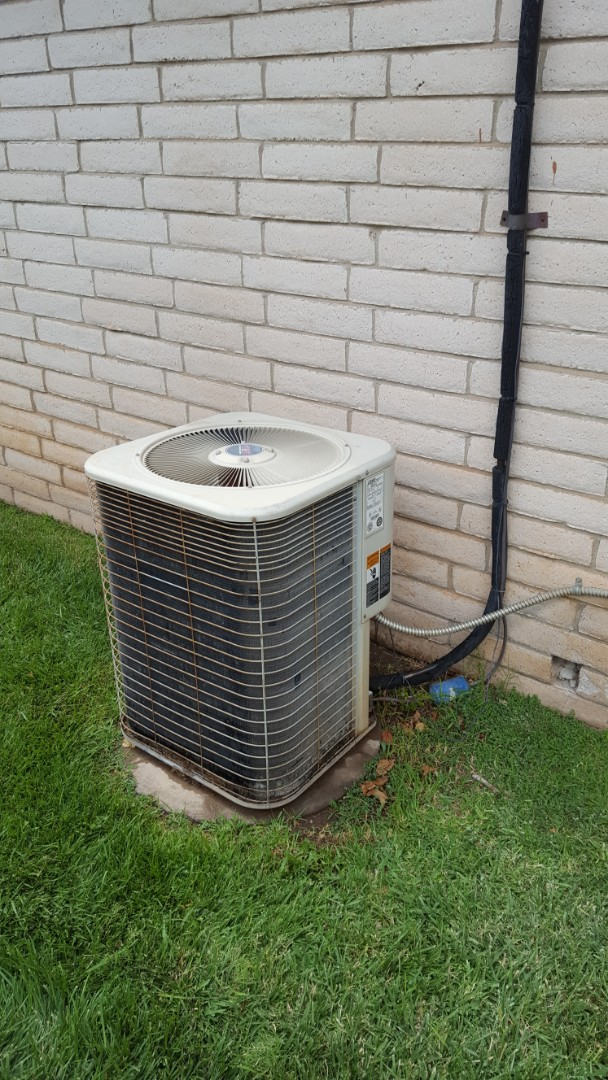 Amarillo, TX - Air conditioner freezing repair