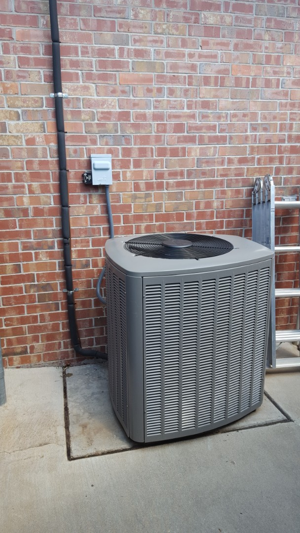 Amarillo, TX - Air Conditioner Planned service check