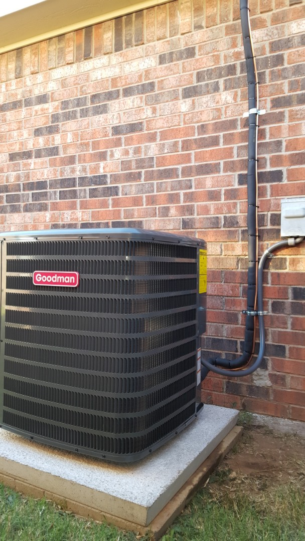 Amarillo, TX - heating and cooling system installation