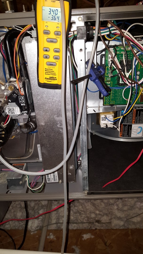 Amarillo, TX - Lennox furnace heating tune up