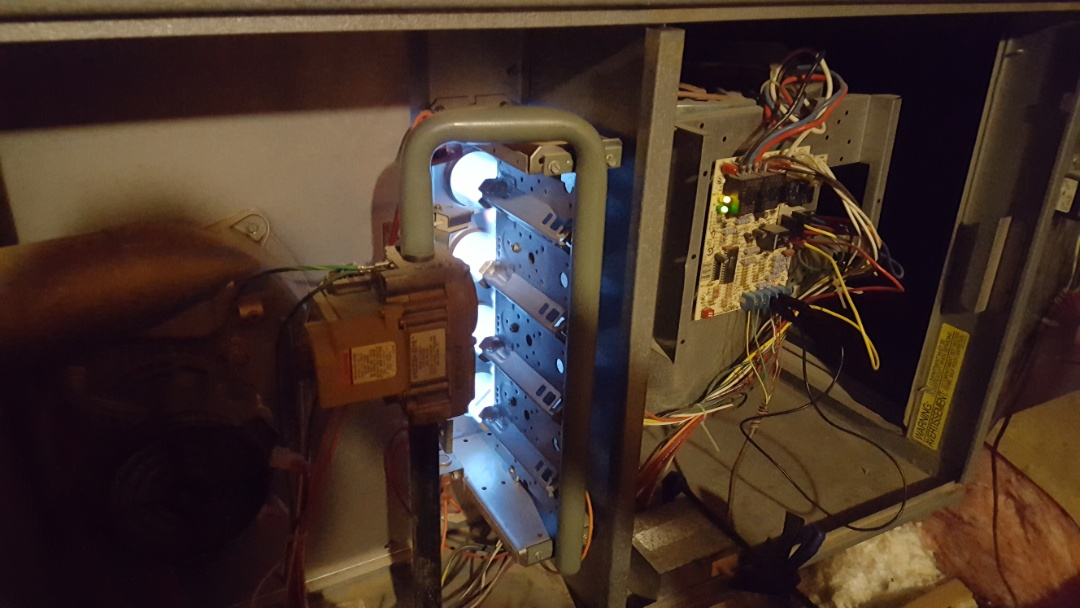Amarillo, TX - Corsaire furnace heating tune up