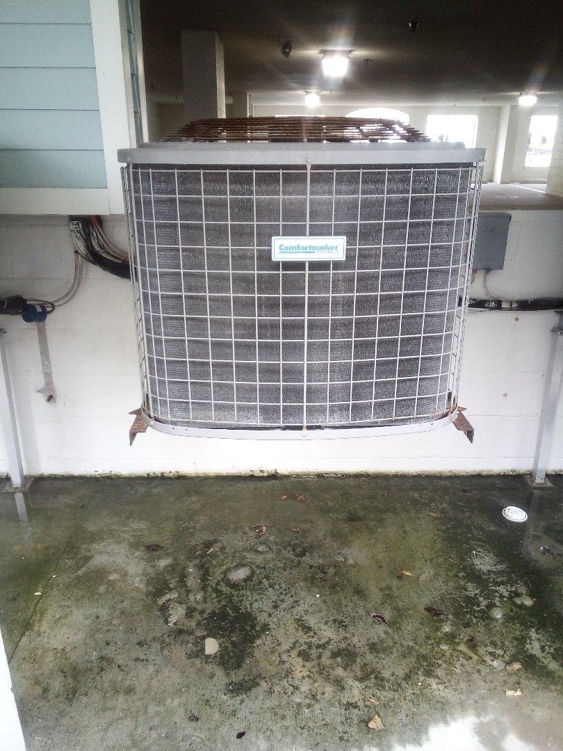 Precision tune up - Comfortmaker 2 ton heat pump