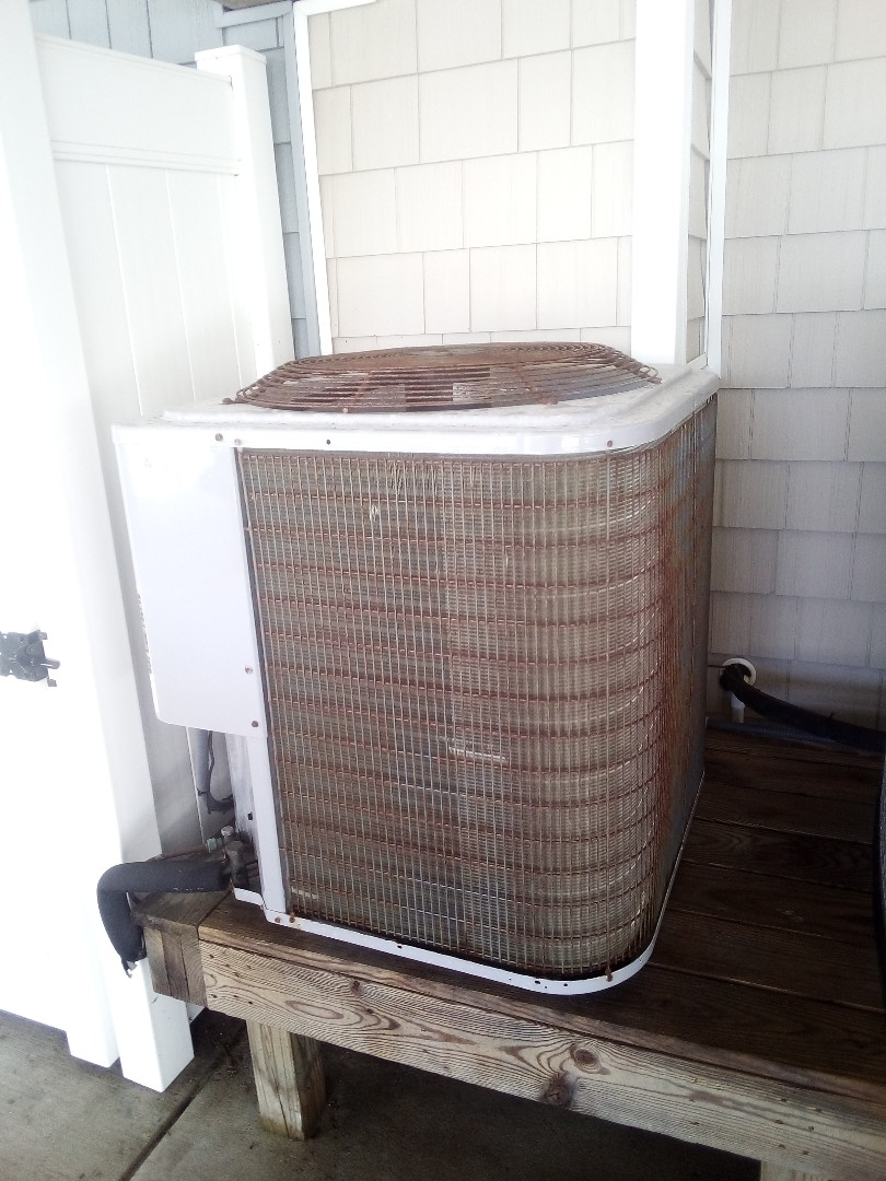 Ocean City, MD - Precision tune up- Carrier 2 ton heat pump