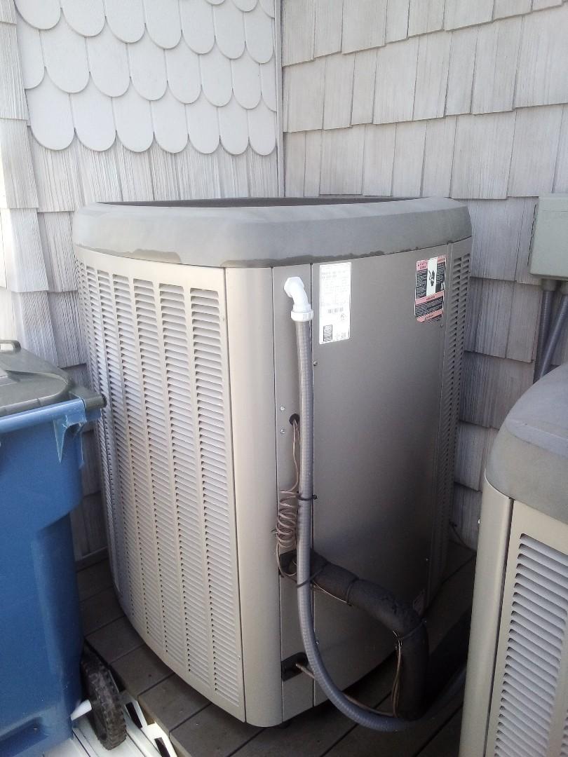Selbyville, DE - Precision tune up- Lennox 5 ton dual fuel heat pump