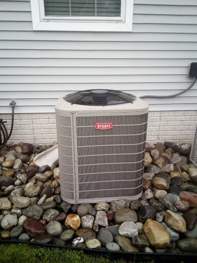 Selbyville, DE - Precision tune up- Bryant 2.5 ton air conditioner