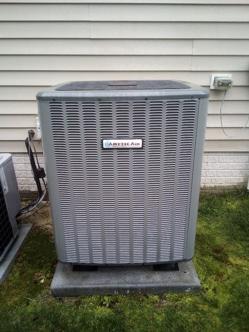 Lewes, DE - Precision tune up- Arctic Air 4 ton inverter heat pump