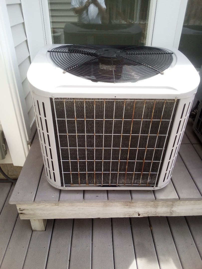 Ocean City, MD - Precision tune up- Carrier 3 ton air conditioner