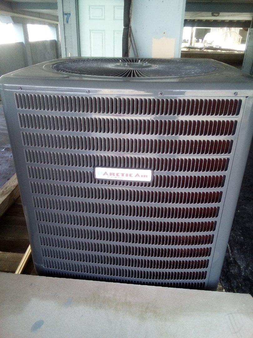 Dewey Beach, DE - Precision tune up- Arctic Air 3 ton heat pump