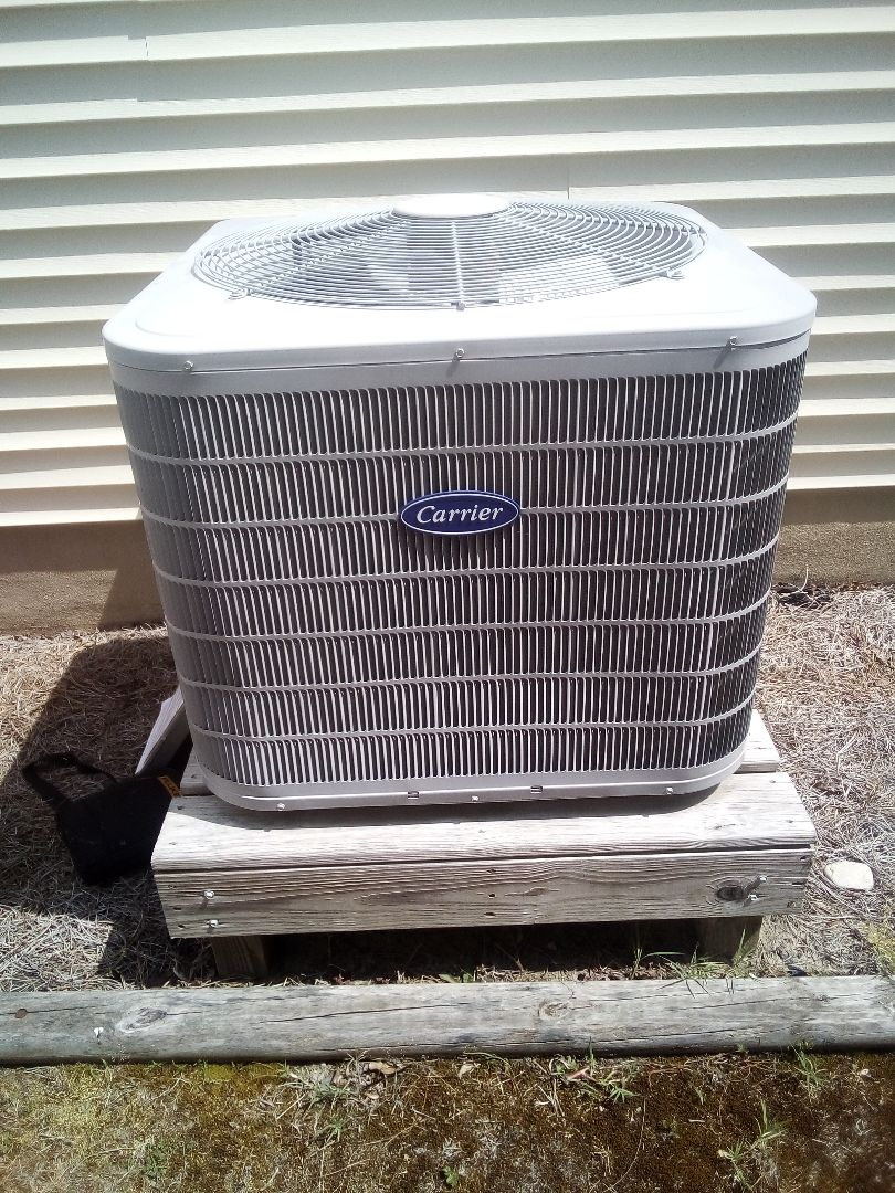 Bethany Beach, DE - Precision tune up- Carrier 2.5 ton heat pump
